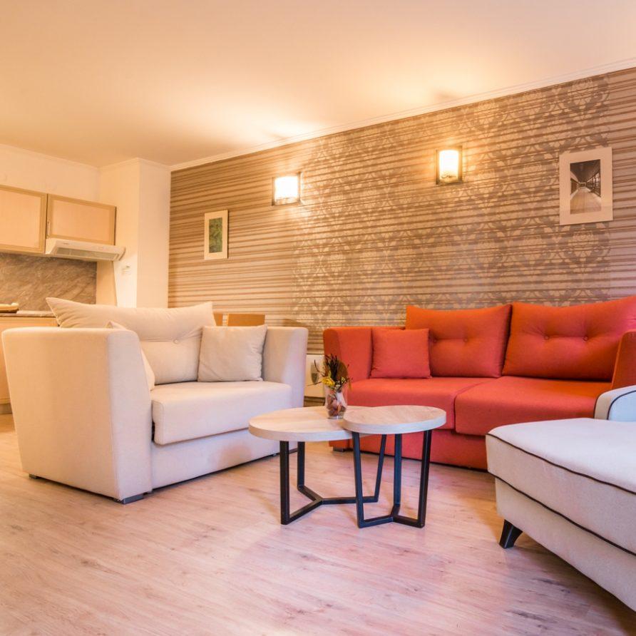Едноспален луксозен апартамент