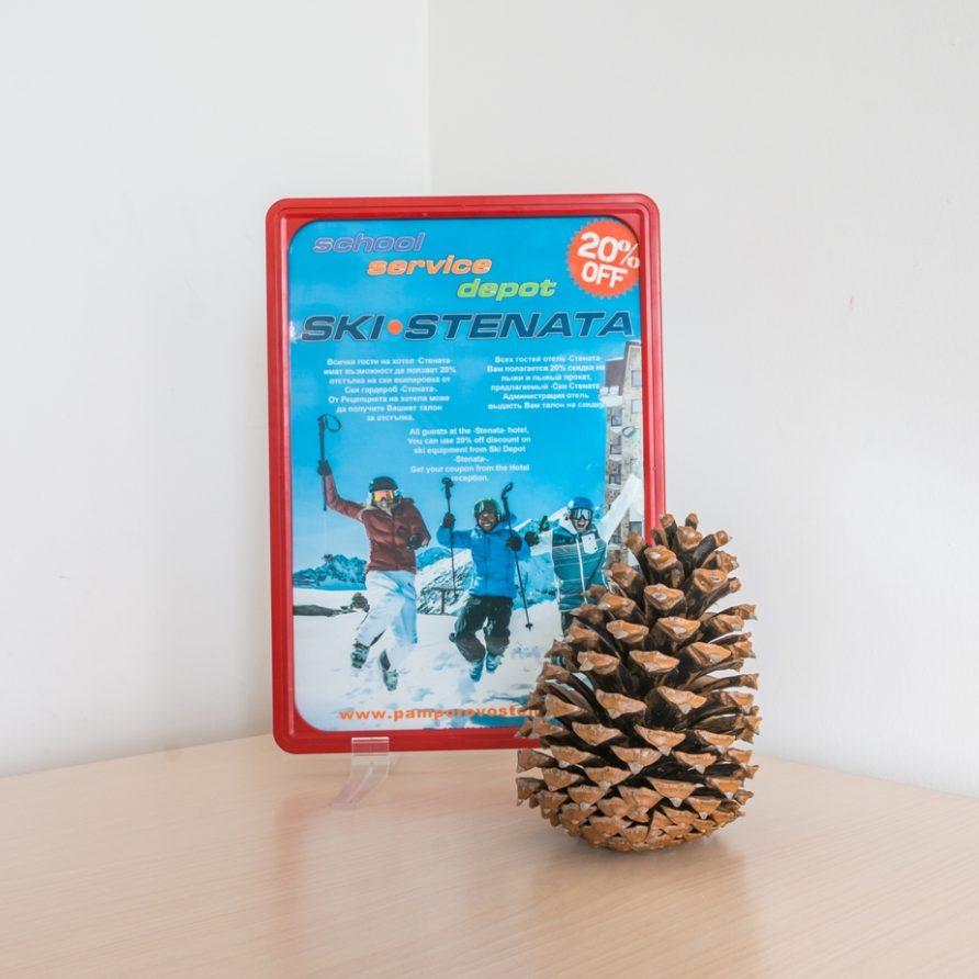 56 ski stenata